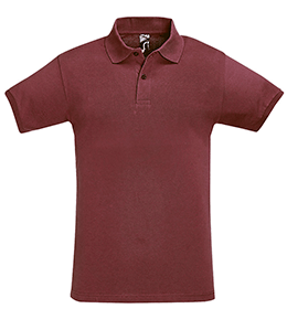bordeaux polo bedrukken